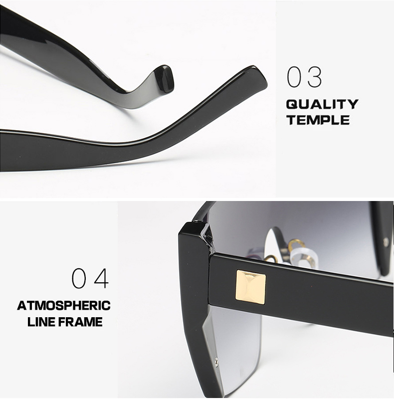 Custom polarized sunglasses price Suppliers for lady-11