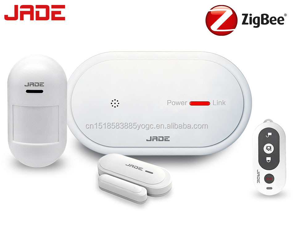 Zigbee internet of things smart IOT home automation system for security