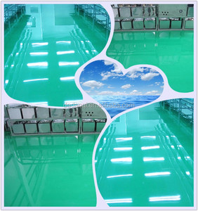 Scratch resistant European quality 2MM Epoxy Self-Leveling flooring