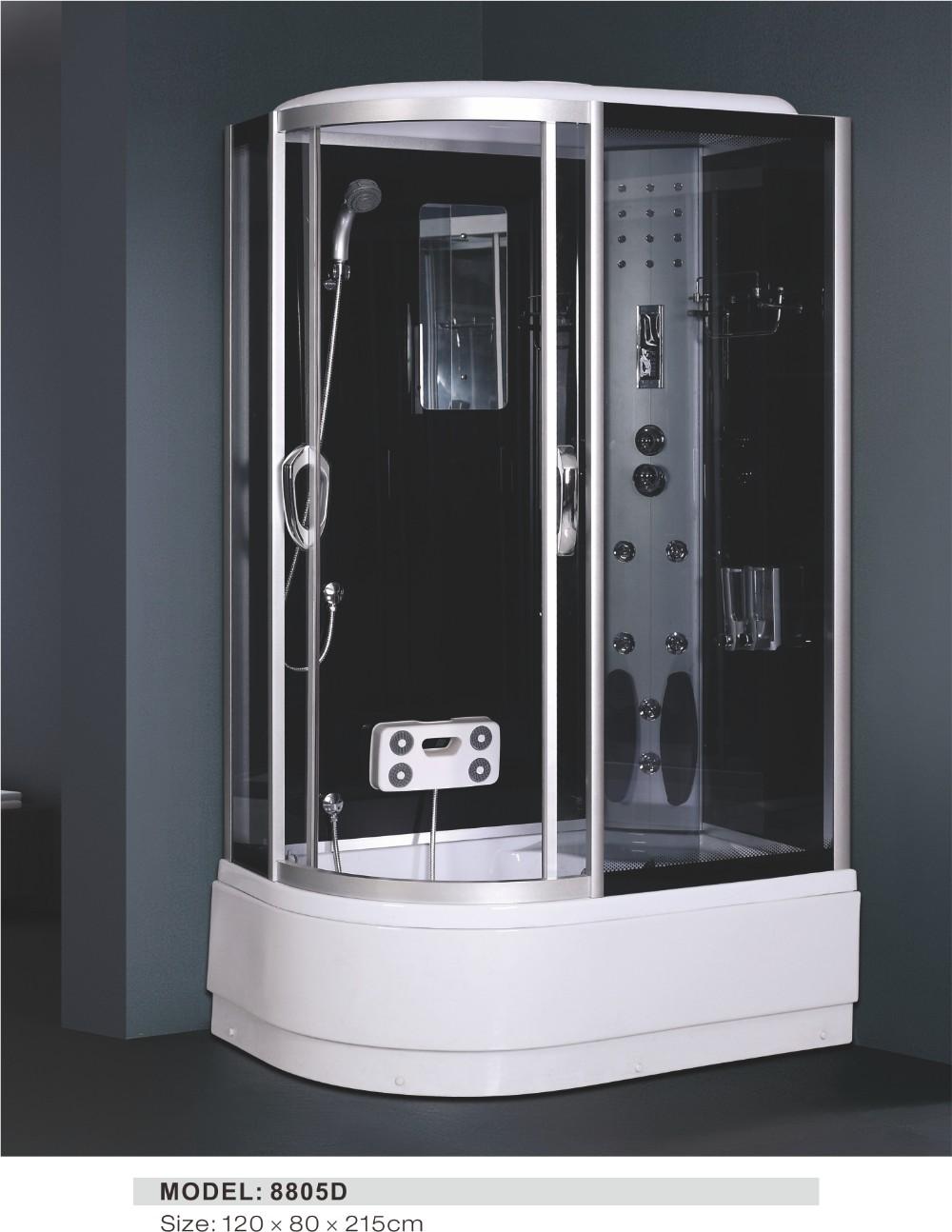 Charming American Standard Stainless Steel Air Curtain Bath Shower Cabin