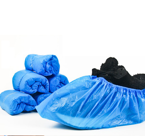 wholesale waterproof anti skid disposable running shoe cover