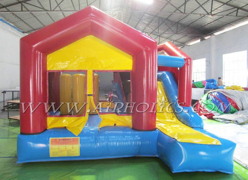 inflatable amusement bouncy <strong>slides</strong>