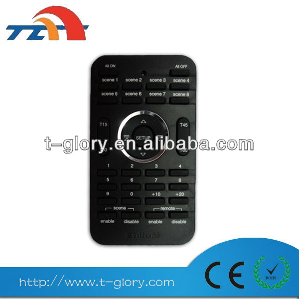 RF remote control transmitter receiver with UL/ROHS/BV/ISO14001