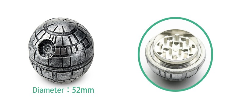 High quality NEW designs portable wholesale herb weed grinder