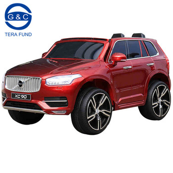 Volvo Xc90 Licensed Large Storage Battery 12 V Kids Electric Car Buy Kids Electric Car Product On Alibaba Com