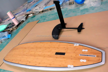 Foil Board Hydrofoil Surfboard In Nice Shape Buy Hydrofoil Foil Sup Hydrofoil Surfboard Product On Alibaba Com