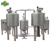 100L-1000L Beer Breweries pub beer brewing equipment with CE certificate