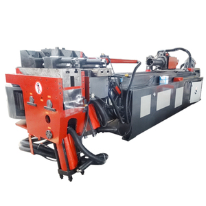 Trade Assurance 3D pipe bending machine 120mm CNC 4.8 inch bending capacity for fitness equipment and exhaust pipe