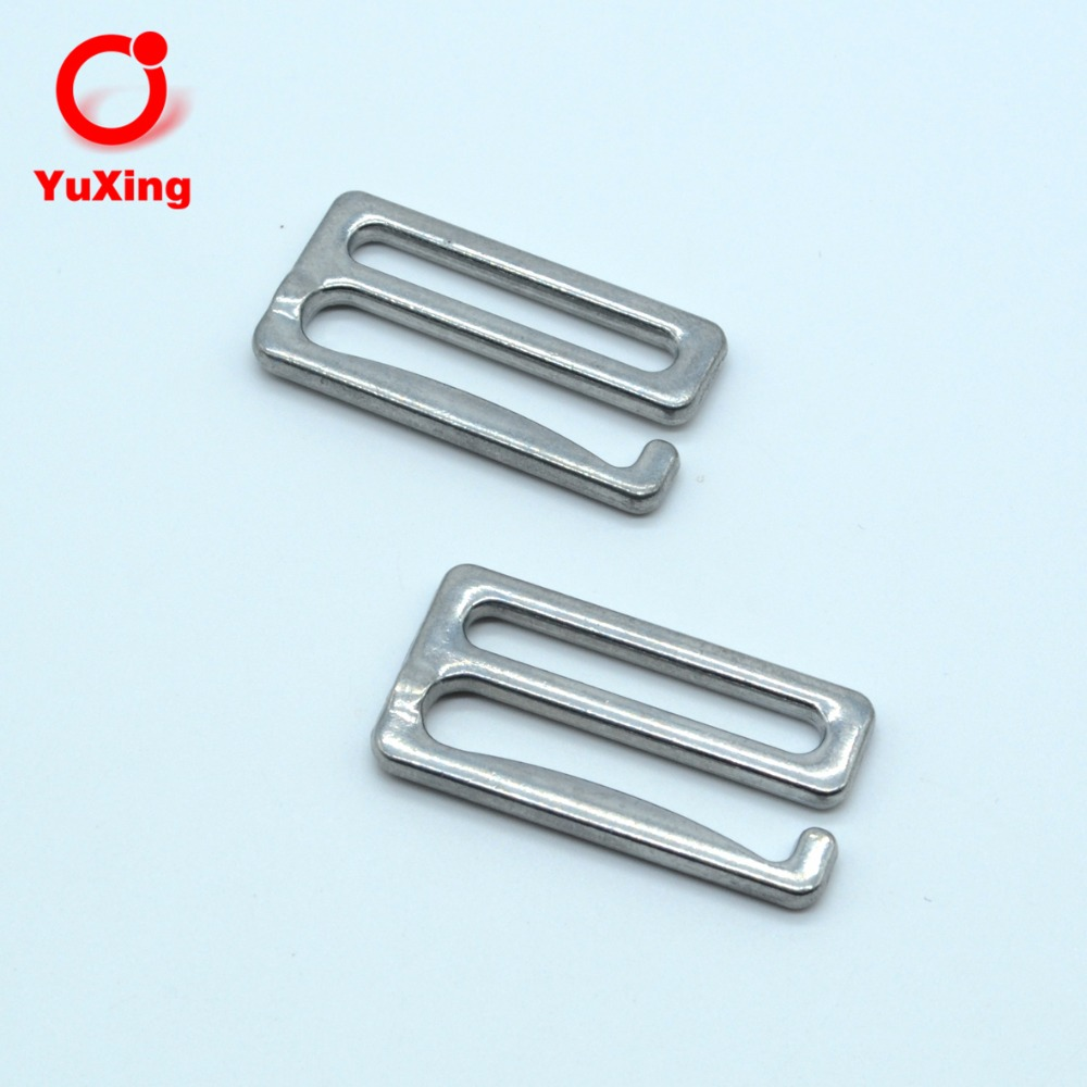 12MM-25mm bra buckle sliders hooks bra clasp