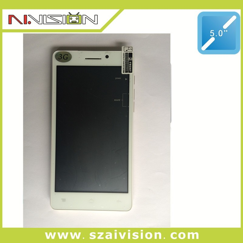 5 inches cheap big screen android phone