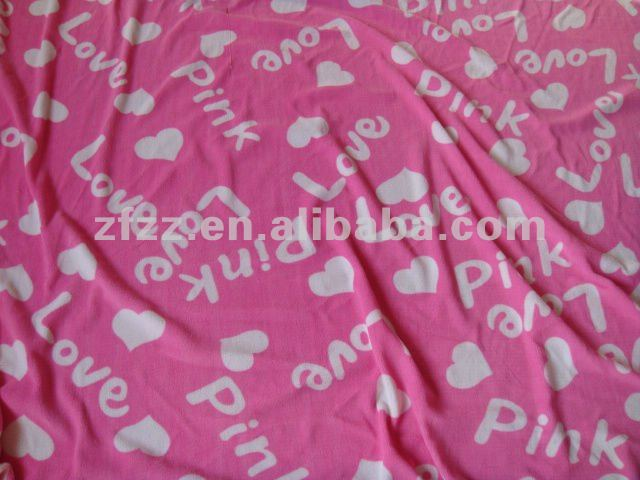 lovely printed flannel fabric