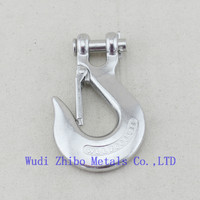 Supply High-grade self locking Clevis hook from China manufacturer