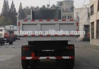 China SITOM 30Ton dump truck semi-trailer STQ9402ZZX for sale