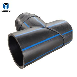 high quality different types of hdpe pipe fittings reducer