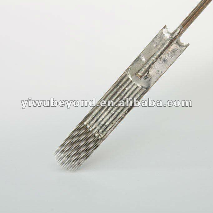 50 Tattoo 13 Magnum Needles 13m1 Mag Disposable Sterile Gun ...