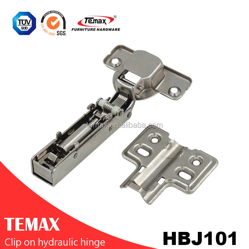 soft close gate hinge full cover 105 degree concealed hinge self closing door hinge