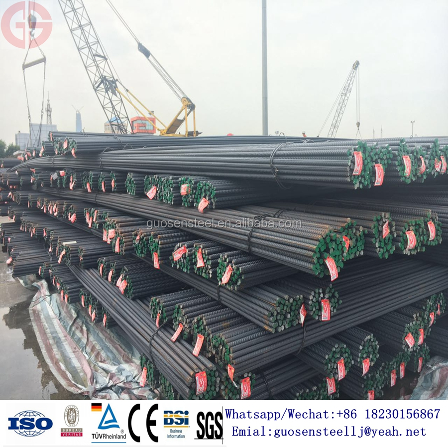 factory direct sale! best price !Deformed Steel Bars steel rebar, deformed steel bar, iron rods for building