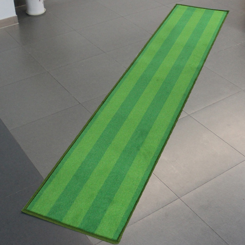 Kundenspezifisches Design Golf Driving Practice Training Putting Mat