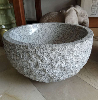 Captivating Cheap Granite Sink, Outdoor Stone Sink