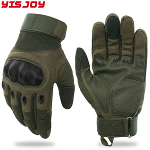 Wholesale lightweight military tactical gloves army airsoft combat police gloves manufacturer