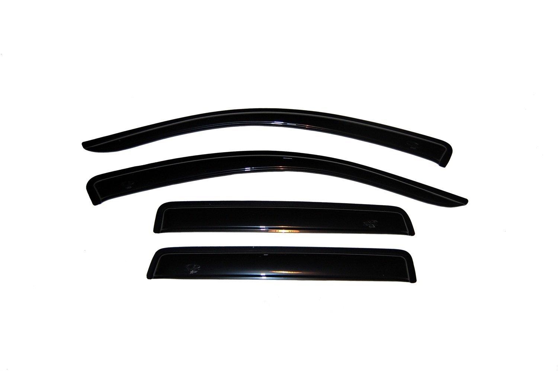 2 Piece Auto Ventshade 92348 Original Ventvisor Window Deflector