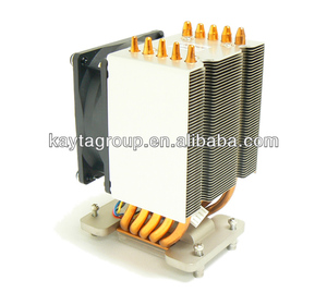 High Quality aluminum copper pipe heat sink
