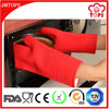 High Quality Silicone Oven Mitts Extra Long Silicone Oven Mitt with Quilted Cotton Inside/Silicone Rubber Oven Mitts