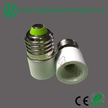 Led Cfl Light Bulb Socket Converter Extend E27 To E11 Fluorescent ...