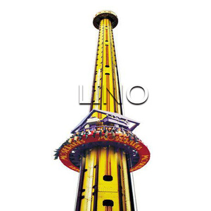 High Quality Freefall Gyro Drop Tower Rides Amusement Rides Attraction