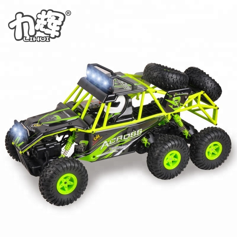 Wltoys 18428-a 1/18 2.4g 4wd Rc Missile Car With 0.3mp Wifi Fpv Camera Off-road Crawler Climbing Rc Car Remote Control Buggy Rtr Rc Cars Toys & Hobbies