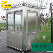 cheap high quality oem/odm tiny guard house portable small prefab house security guard room house