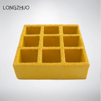 good price anti-slip plastic frp grating