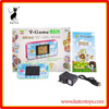 6 in 1 kids educational handheld Electronic game console toys