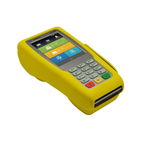 Customized soft silicone protective cover for POS terminal verifone VX670/675/680