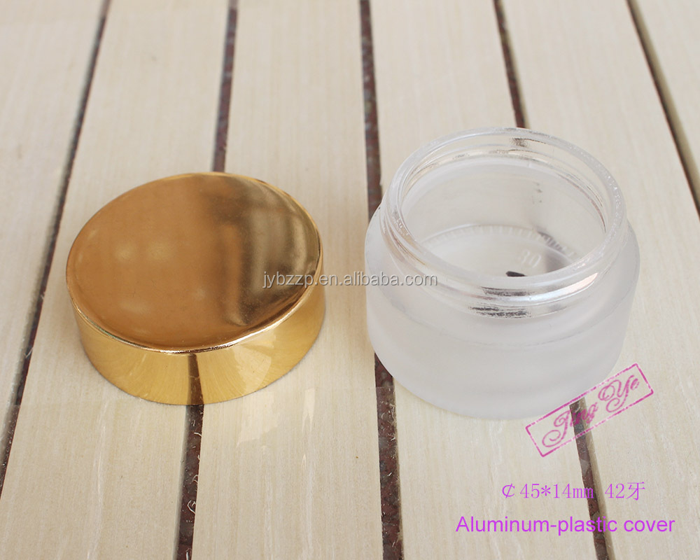 38mm aluminium gold color screw cap/lid/cover