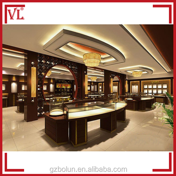 Retail Shop 3d Max Interior Design Ideas Jewellery Shops