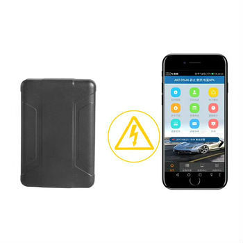 AU EU USA 3G Magnetic Long Standby GPS Tracker 10000mAh vibration Alarm Waterproof for Car Vehicle Realing time tracking