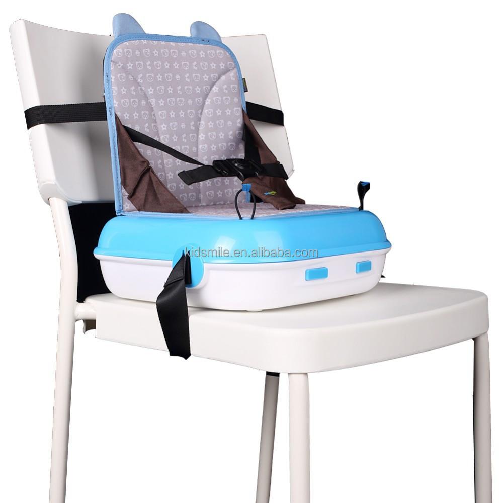Babyzitje 2015 Nieuwe fold-up baby booster seat/draagbare ...