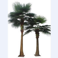 Factory wholesale artificial palm tree for indoor and outdoor decoration