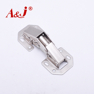 3 inch/4 inch soft close 180 degree cabinet hinge