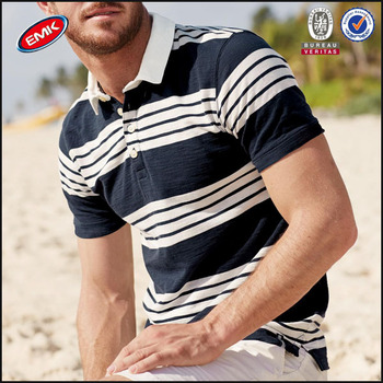 b4203ac79614 Wholesale Men Striped Polo T-shirt Suitable For Fishing And Outdoor ...