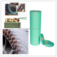 Flexible Laminate slot insulation material Class F DMD for electric motor