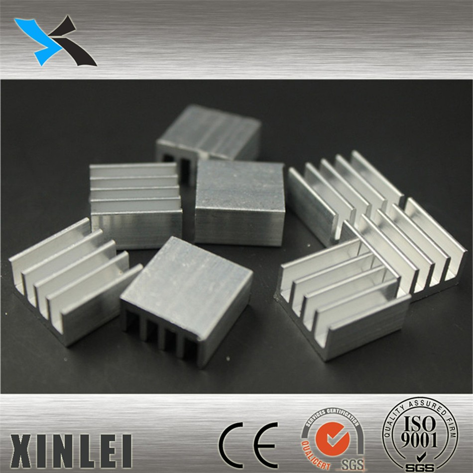 Electronics Non-Toxic led high bay heat sink Shenzhen Extruded