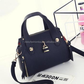 S Brand Name Bags Handbags Fashion European Leather Custom Logo