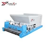 Prefab house Concrete Hollow Core Roof Slab Making Machine