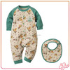 Hot sale cute 6-24 months babysuit wholesale baby clothing China