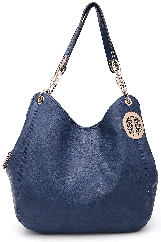 59977929af Get Quotations · Designer Handbag For Women ~ Designer Purse ~ Slouchy ~ Hobo  Bag ~ Multi Pocket Handbag