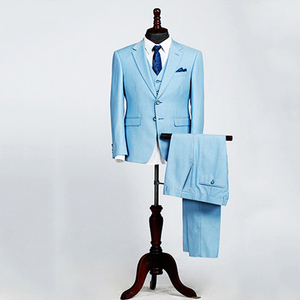 Eco-friendly fashion design business bespoke tails office man suit