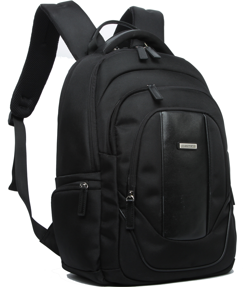 Waterproof Business Men Travel Backpack,Black Laptop Backpack,School Bacpack