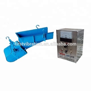 automatic carbon steel mini magnetic vibrating feeder for sand/powder